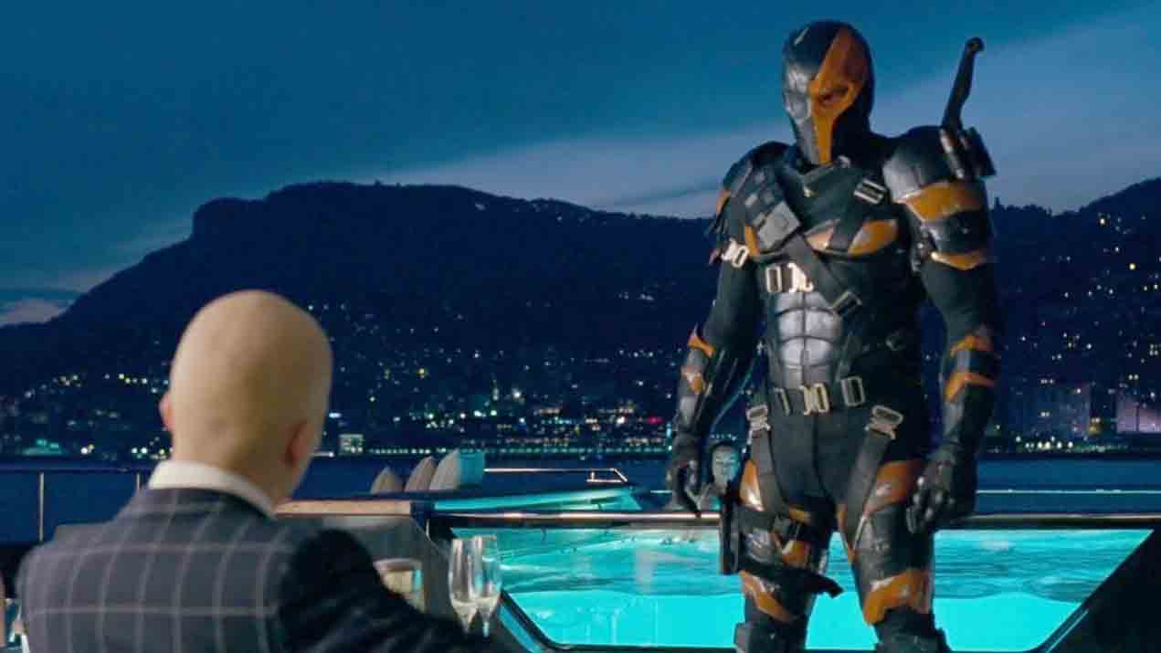 Zack Snyder's Justice League bringing back Joe Manganiello's Deathstroke on HBO Max