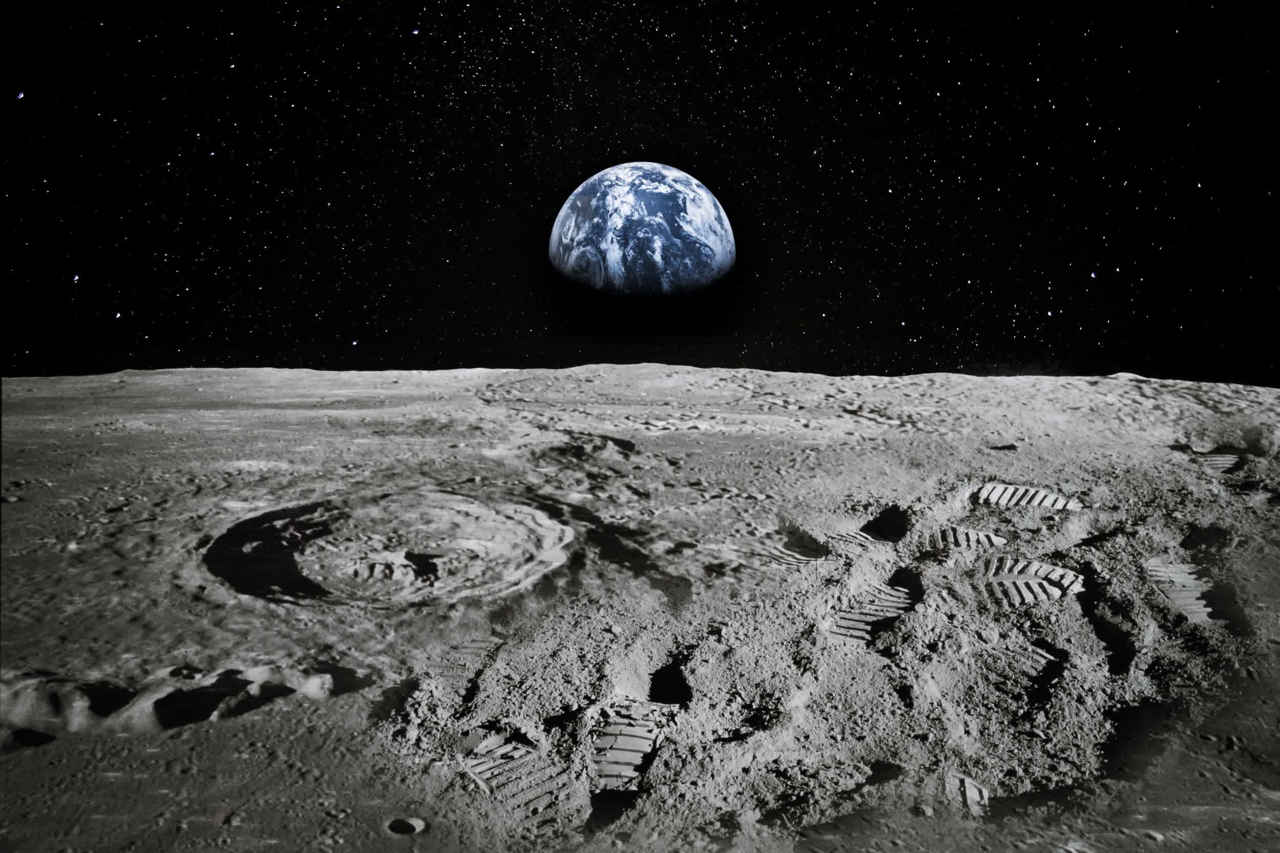 امكانيات القمر الصناعي في تصوير باطن الأرض