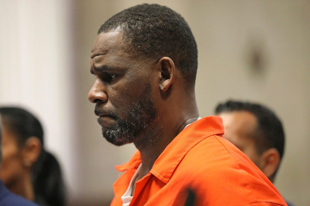 R-Kelly Singer Trial