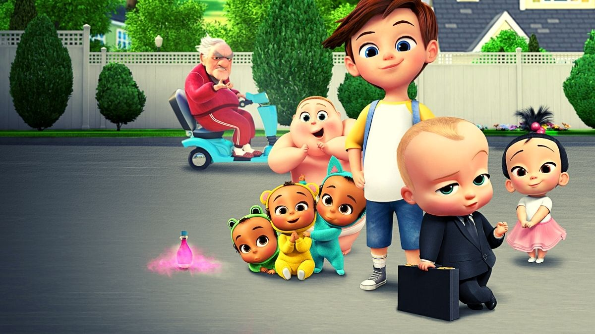 Ninjas Attack in The Boss Baby 2 Trailer