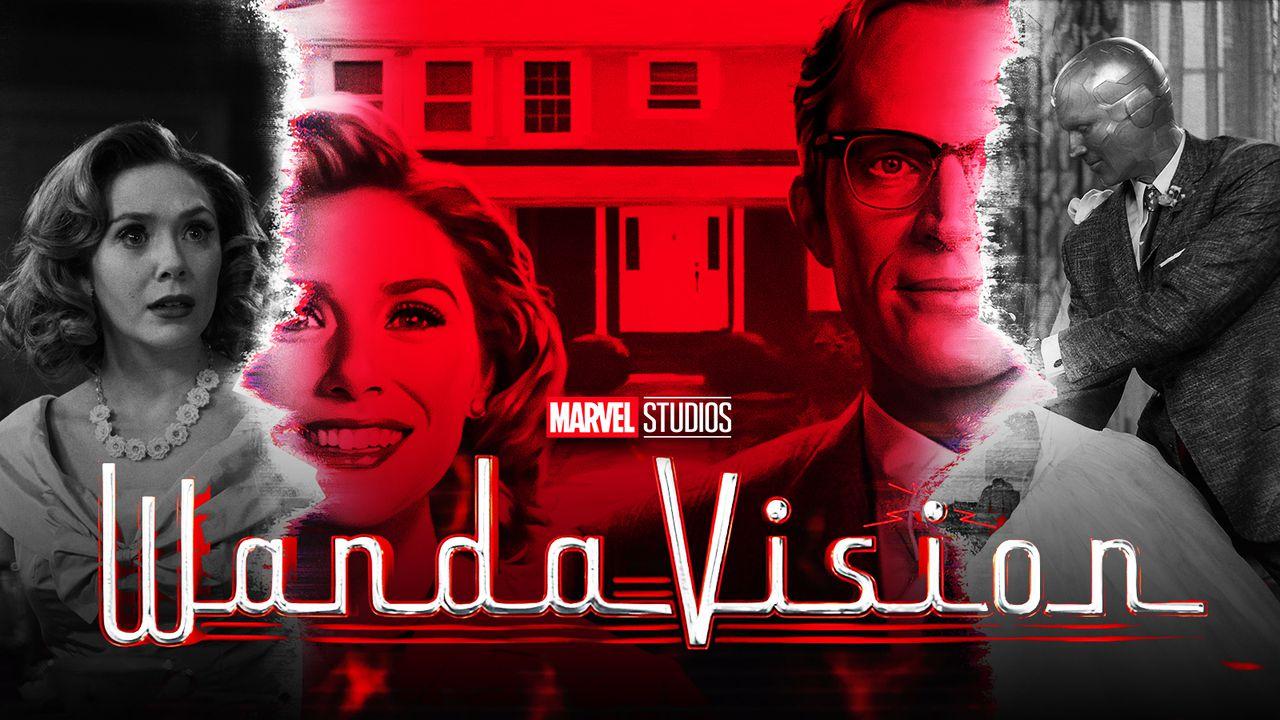 Marvel's WandaVision images showcase its sitcom style