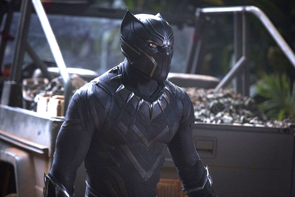 Kevin Feige discusses plans for Black Panther 2